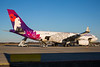 December 15 - Hawaiian Airlines A330 flew the Seattle Seahawks to Charlotte for a game against the Panthers.