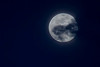May 6 - Full Moon through the clouds