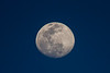 April 5 - Moon over Charlotte