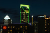 May 8 - Charlotte skyline