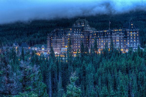 2014-08-22 Fairmont Springs Hotel Banff
