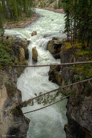 2014-08-26 Sunwapta Falls