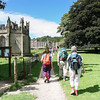 Heading for a National Trust coffee & tea stop