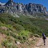 Walking from Soto to Vega de Llos