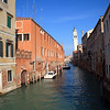 Nothing in Venice is completely vertical
