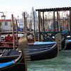 The ferro adorns the front of every gondola