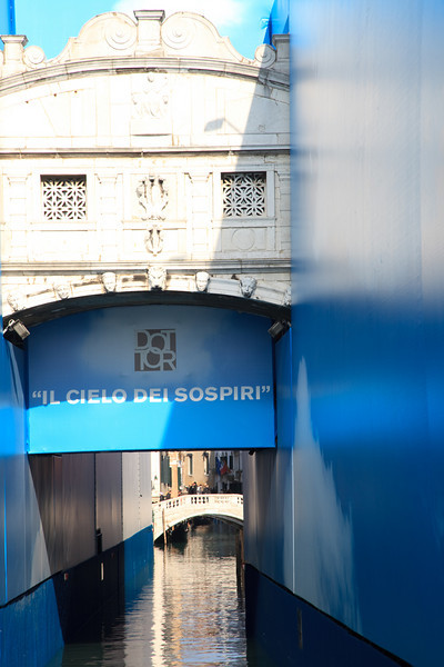 Ponte dei Sospiri (bridge of sighs)