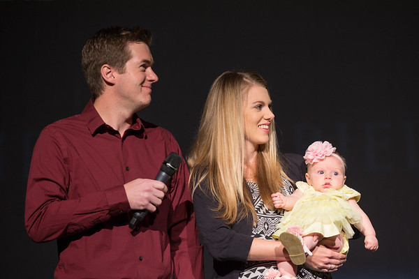 Child Dedications - 05.08.16