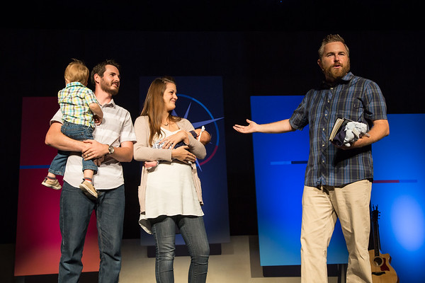 Child Dedications - 06.21.15