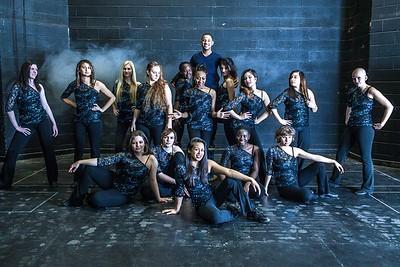Gallaudet Dance Company Dance Team 2015