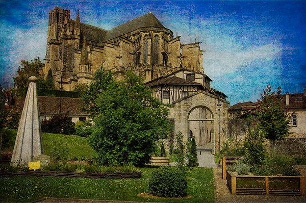 Limoges Cathedral - 2012