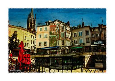 Limoges, France - 2012