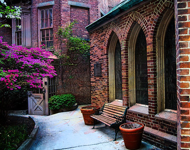 The Little Church Around the Corner ~ New York City, NY