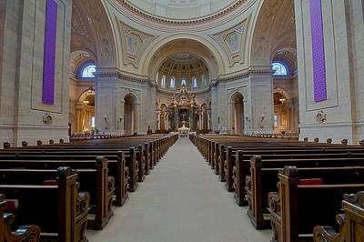 Cathedral of Saint Paul, Saint Paul, Minnesota.