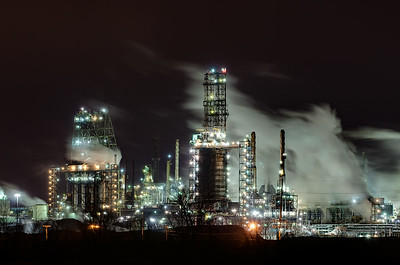 Refinery at Pine Bend