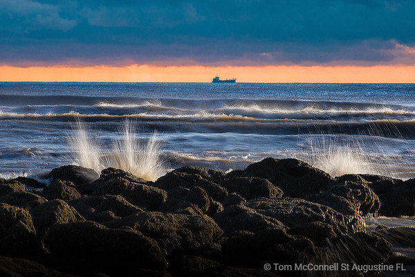 Shipping Marineland, PhotoArt by Tom McConnell