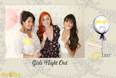 The Dry Bar Girls Night Out Soiree