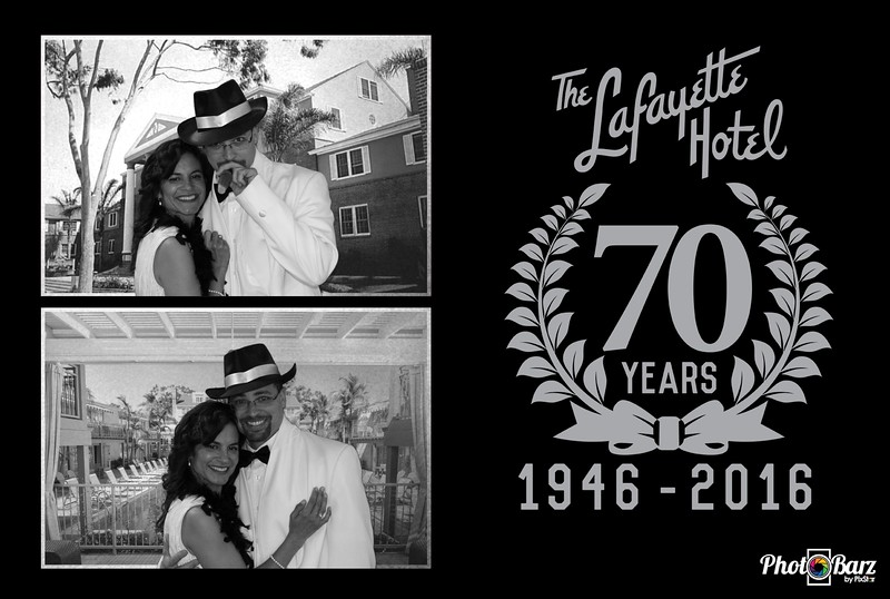 Lafayette Hotel 70th Anniversary Celebration