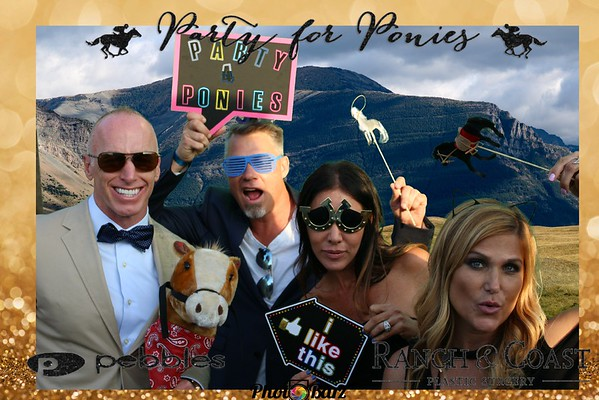 Party for Ponies Fashion Show Benefit June 2016
