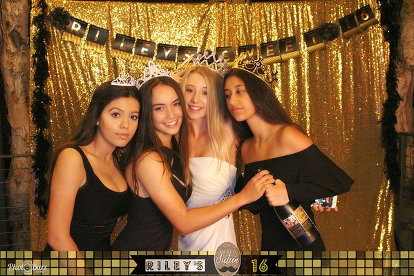 Riley's Sweet 16 Party