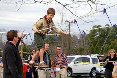 2/10 - Scouting Sunday