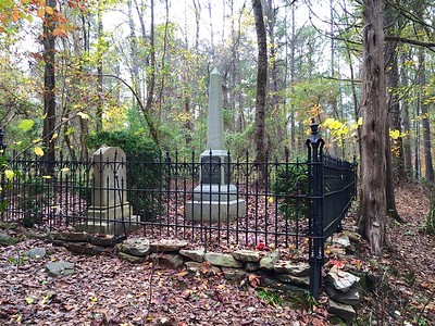 11/3 - Cemetery in the Woods