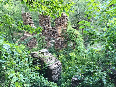 9/10 - Old Paper Mill Ruins
