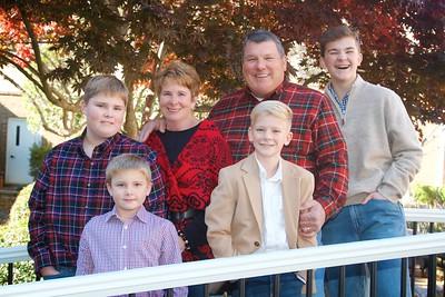11/17 - Mickler Family Shoot