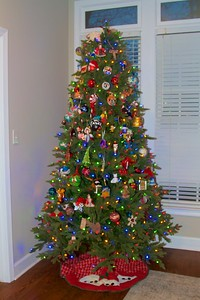 12/11 - 2018 Christmas Tree