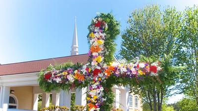4/21 - Easter Cross