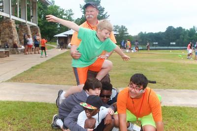 6/12 - Camp Hope Wacky Races