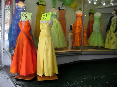 Shopping for Bridesmaid Dresses in Montreal