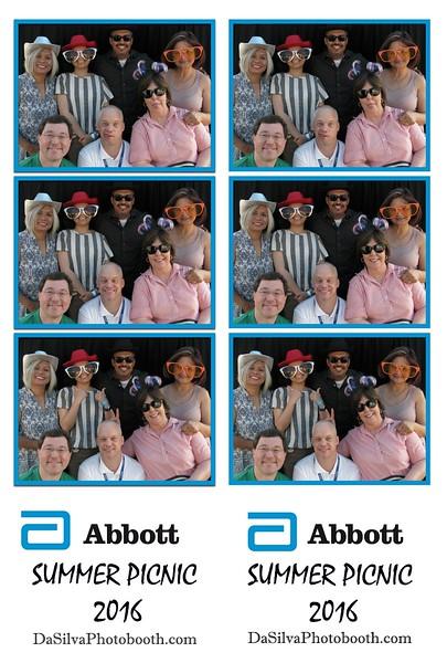 Abbott Summer Picnic
