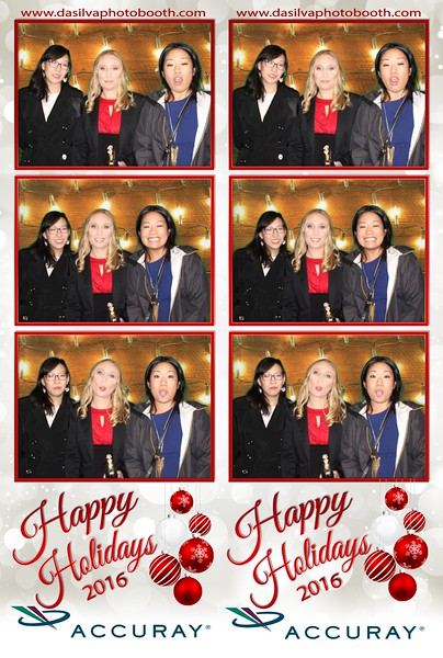 Accuray Holiday Party