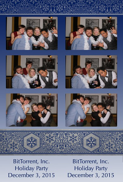BitTorrent Inc. Holiday Party