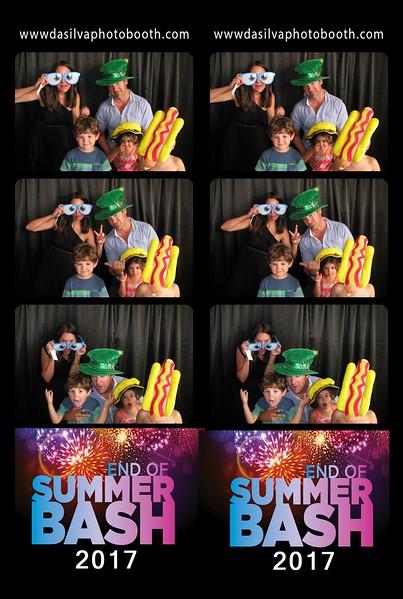 End of Summer Bash 2017