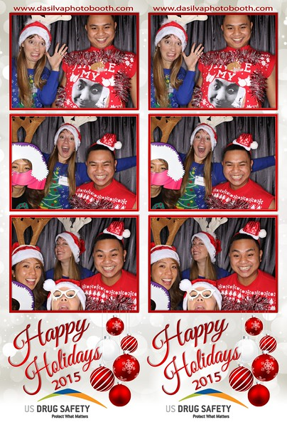Genentech 2015  Holiday Party