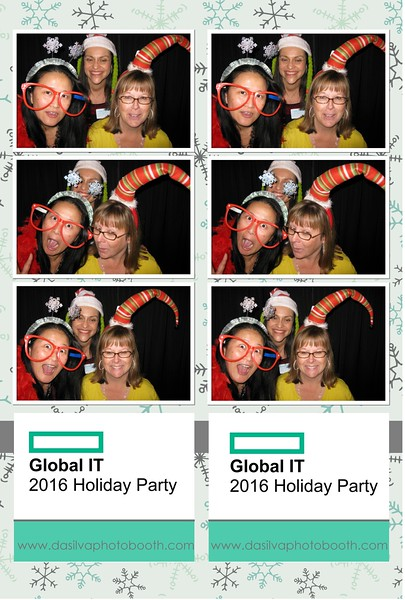 Global IT Holiday Party