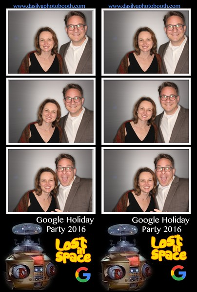 Google Lost In Space  Booth #1
