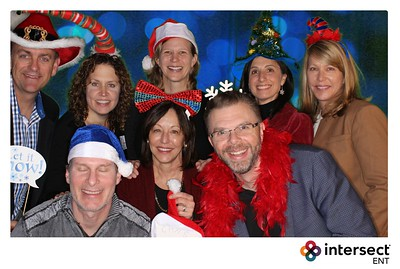 Intersect Holiday Party 2015