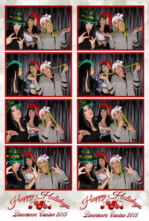 Livermore Casino Holiday Party 2015