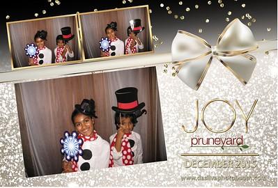 Pruneyard Holiday Party 2015