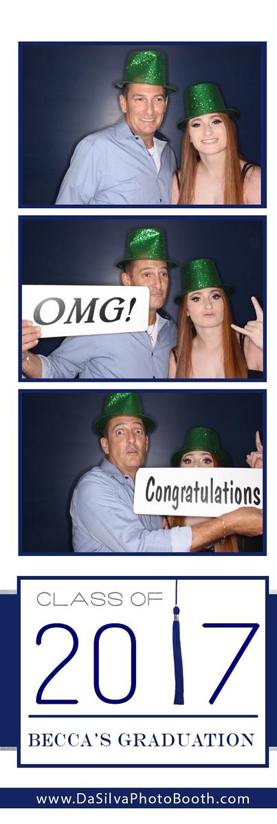 Rebecca's Graduation 2017