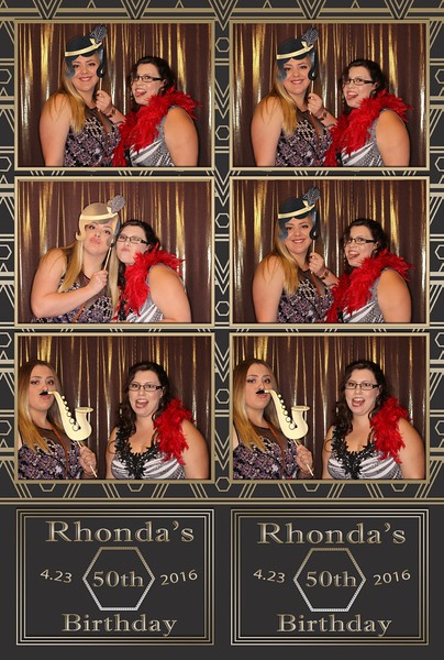 Rhond'a 50th Birthday