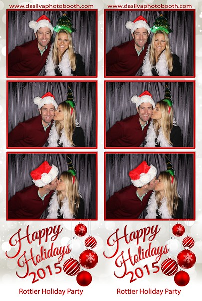 Rottier Holiday Party