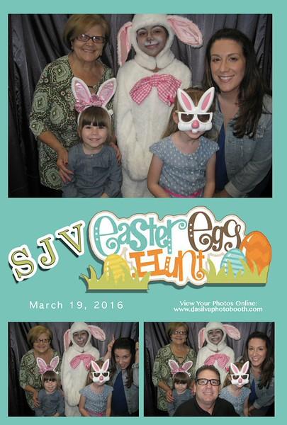 SJV Easter Egg Hunt