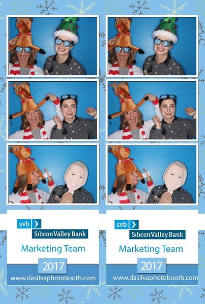 SVB Marketing Team Holiday Party