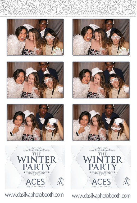 The Winter Party ACES