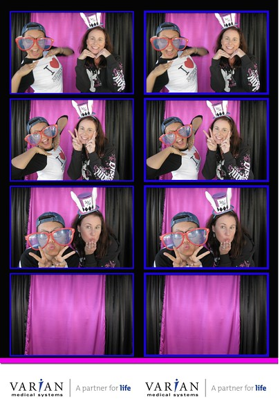 Varian BBQ Photo Strips