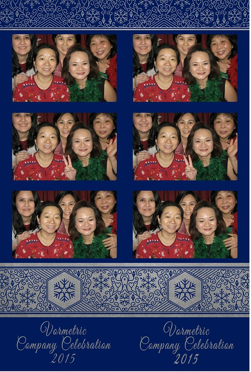 Vormetric Holiday Party